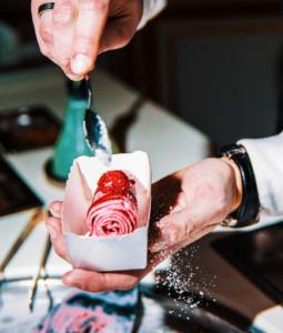 animation buches glacées anims de freddy